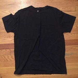Gap Men's Black Shirt